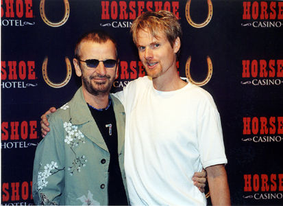 Kevin and Ringo